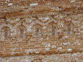 Bricky Stonewall Textured Surface 1