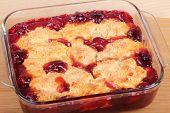 Cherry Cobbler Dessert