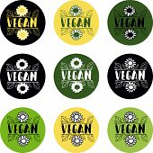 vegan poster