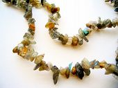 Labradorite Beads On String 2