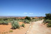 Landscape Arch Trail - Arches National Park