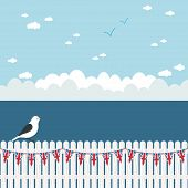 Picket Fence Bunting