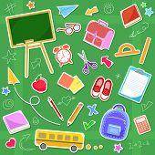 Schule-Ikonen