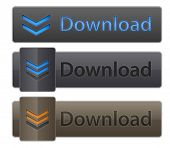 Vector download button. Web download icon