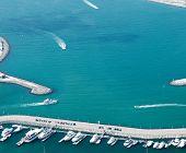 Palm Jumeirah área de água