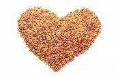 Heart Of Buckwheat