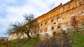 Stare Selo Old Village Castle, Lviv Region, Ukraine. Castle In The Stare Selo Old Village Near The L poster