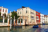 Beautiful View Of Architecture In Venice