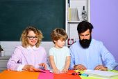 Home Family Schooling. Education. Preschool. Back To School. School Community Partnership Models. Se poster