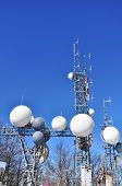 Antennen für Telekommunikation