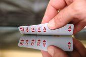 Its gambling time