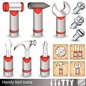 Handy Tool Icons