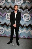LOS ANGELES - JAN 8:  Shaun Ashmore attends the FOX TV 2013 TCA Winter Press Tour at Langham Huntington Hotel on January 8, 2013 in Pasadena, CA