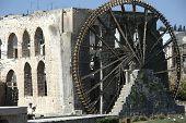 Big Wheel In Hama