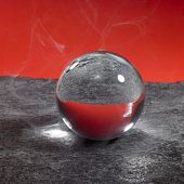 Smoky Crystal Ball