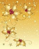 Golden Holly