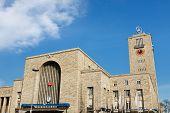Stuttgart Hauptbahnhof (Central Station)