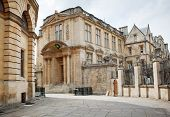 OXFORD, ENGLAND - JULY 26. Oxford University, England on July 26, 2013