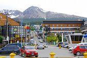 Street scene Ushuaia