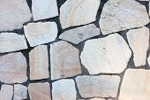 stock photo of gneiss  - Abstract background of a natural stone texture - JPG