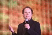 Billy Crystal Takes Part In Ibm Conference Impact 2009
