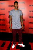 NEW YORK-SEP 10: NBA player Iman Shumpert attends