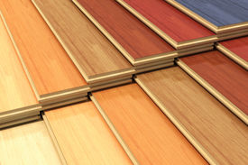 picture of laminate  - Timberwork lumber work woodwork industry home renovation and house restoration concept - JPG