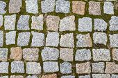 Stone Block Pavement Street Texture