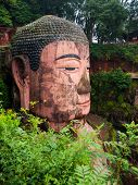 Giant Budha In Leshan