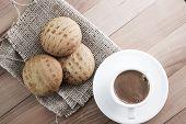 Honey Cakes And Coffee