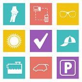 Icons for Web Design set 13