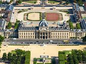 Military School In Paris - Ecole Militaire