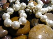 Pearls Over Rocks
