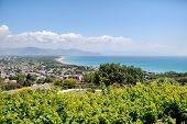 Beautiful panoramic view. San felice. Italy