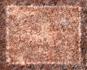 Pattern of pink stone