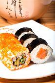������, ������: Delicious maki sushi