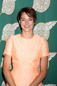LOS ANGELES - FEB 28:  Shailene Woodley at the 2014 Publicist Luncheon at Beverly Wilshire Hotel on February 28, 2014 in Beverly Hills, CA