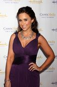 LOS ANGELES - JAN 11: Lacey Chabert at the Hallmark Winter TCA Party at The Huntington Library on Ja