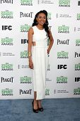 LOS ANGELES - MAR 1:  Judith Hill at the Film Independent Spirit Awards at Tent on the Beach on Marc