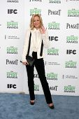 LOS ANGELES - MAR 1:  Maria Bello at the Film Independent Spirit Awards at Tent on the Beach on Marc