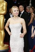 LOS ANGELES - MAR 2:  Kristen Bell at the 86th Academy Awards at Dolby Theater, Hollywood & Highland