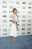 LOS ANGELES - MAR 1:  Anna Kendrick at the Film Independent Spirit Awards at Tent on the Beach on Ma