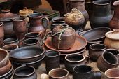 Pottery Of The Early Middle Ages