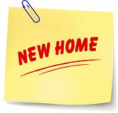 New Home Message
