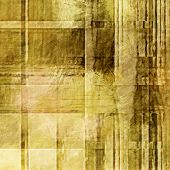 art abstract geometric textured colorful background with square in gold, white and brown colors