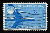 Airmail 1957