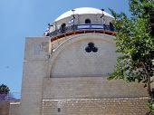 Jerusalem The Hurva Synagogue 2010