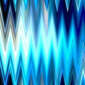 art abstract colorful zigzag geometric seamless pattern background in blue and white colors