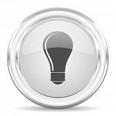 bulb internet icon