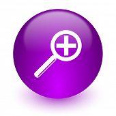 lens internet icon